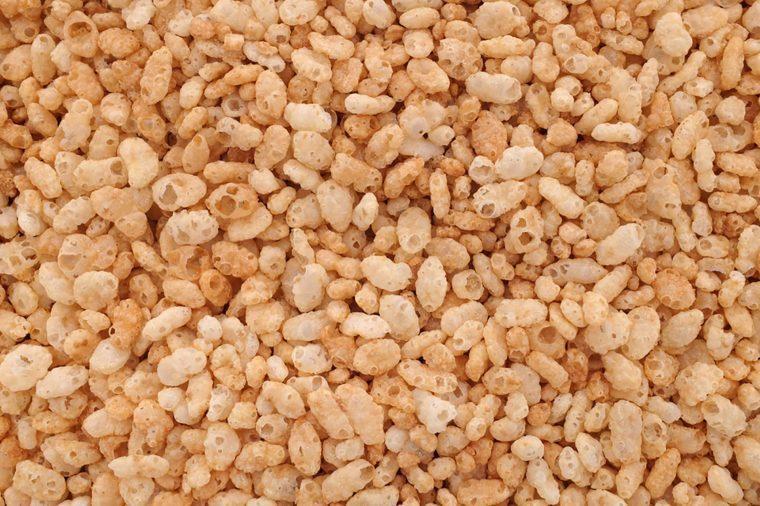 De l'arsenic dans le riz