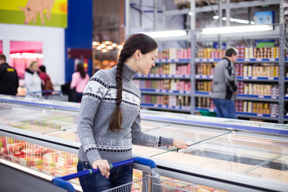 Faites vos tours de piste à l'épicerie.