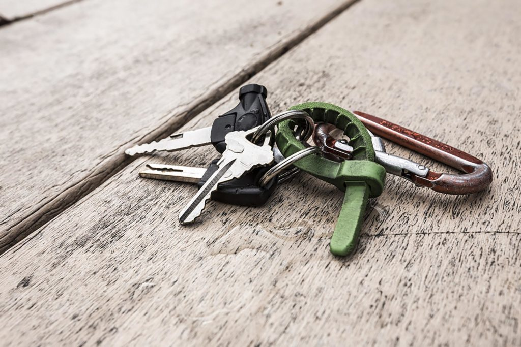 Allégez votre trousseau de clés