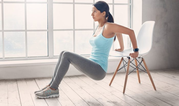 Résolution santé: entraînez-vous « en force »