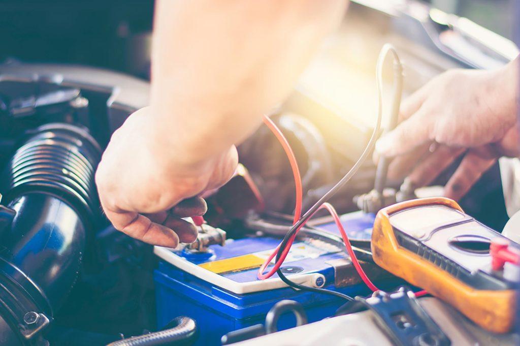 Entretenez la batterie de votre voiture
