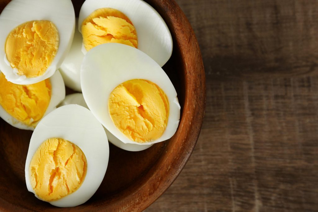 Mangez des œufs