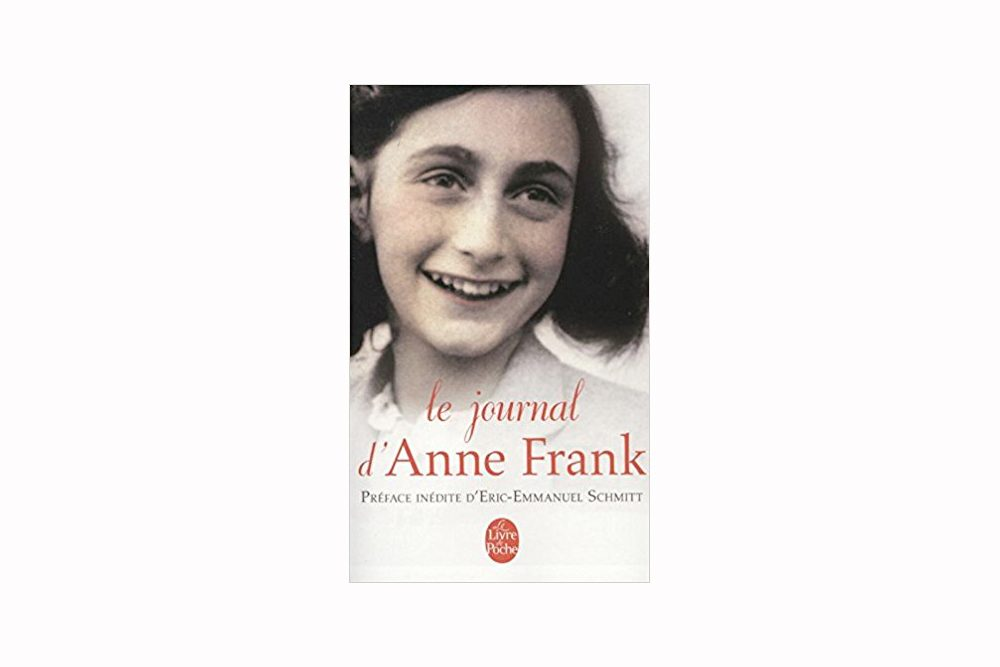 Le journal d'Anne Frank – Anne Frank