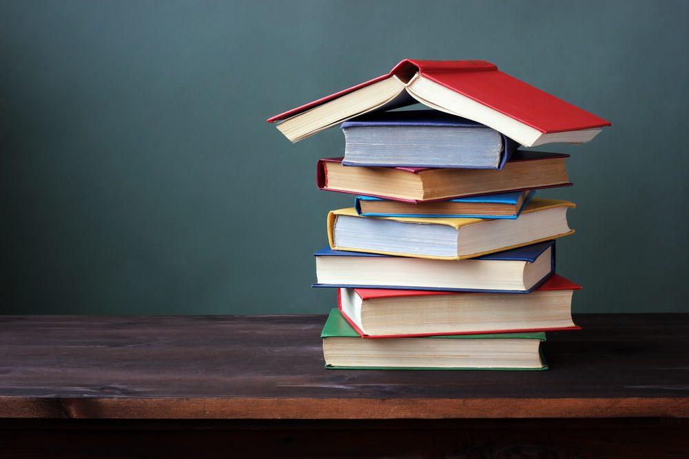 Faire une liste de livres à lire