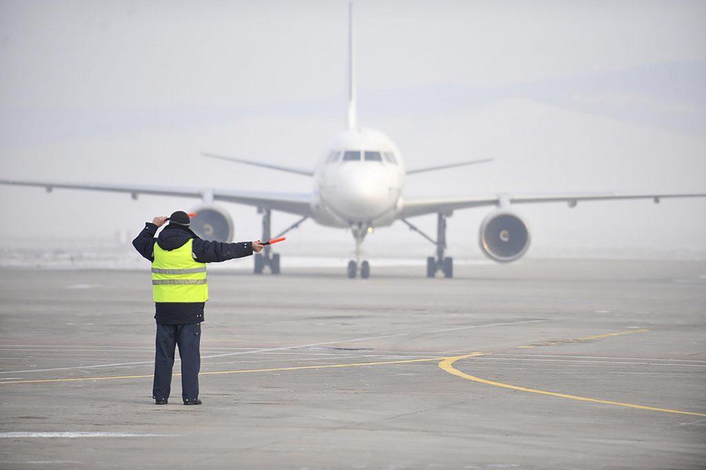 Contrôle du trafic aérien