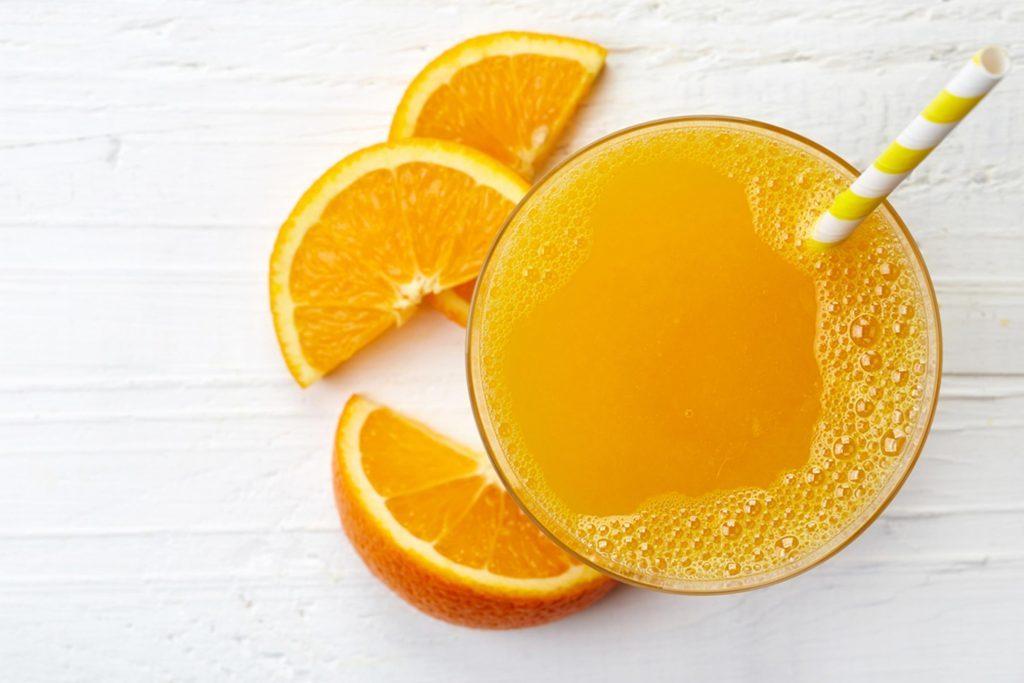Mettez des oranges sur votre climatiseur