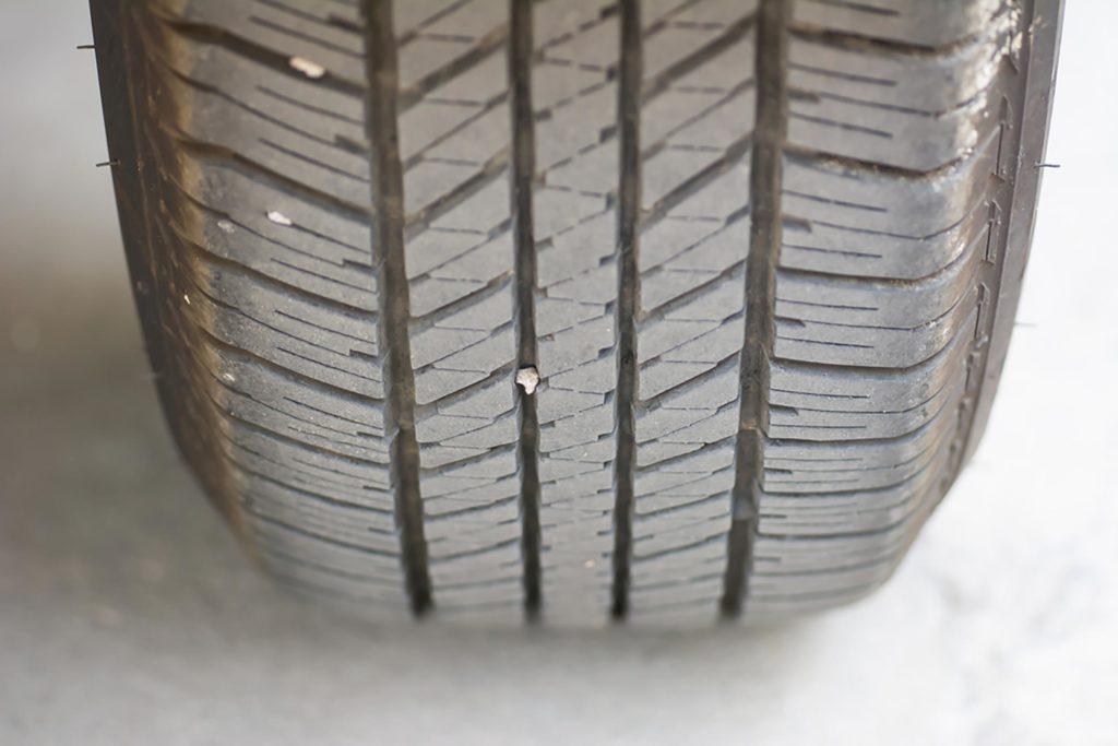 Prenez garde à l'usure inégale de vos pneus