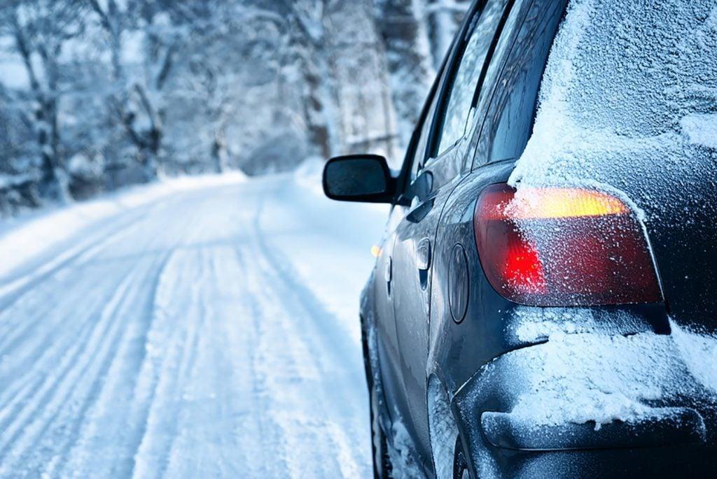 Lavez votre auto… même en hiver