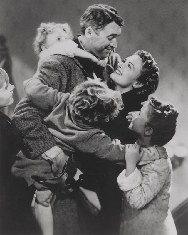 Le film It's a Wonderful Life a été jugé non américain par le FBI