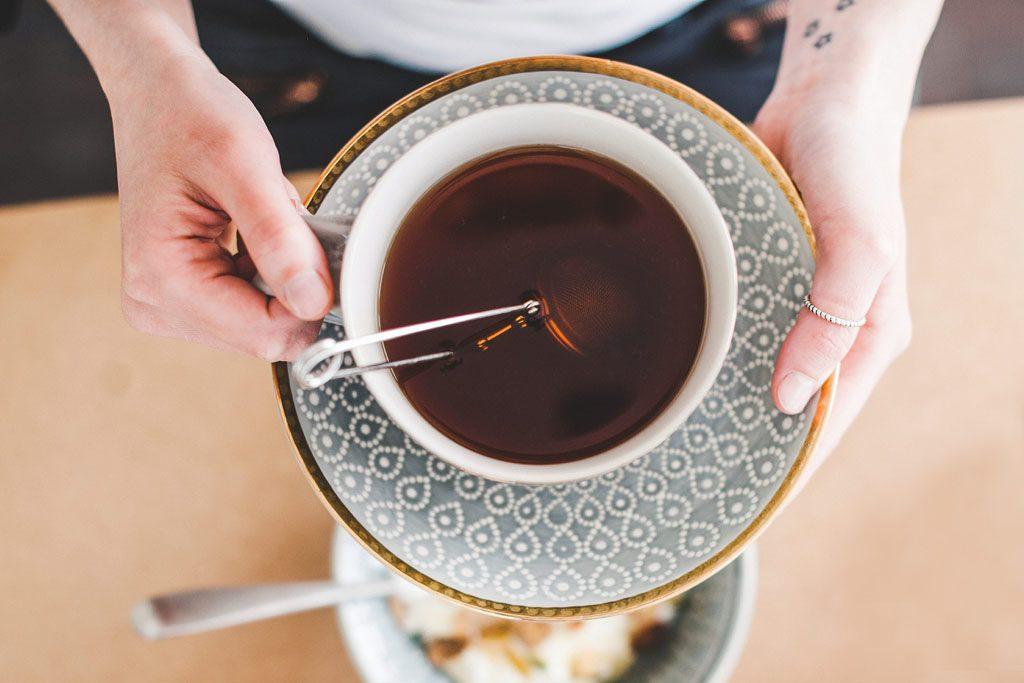 Buvez davantage de thé