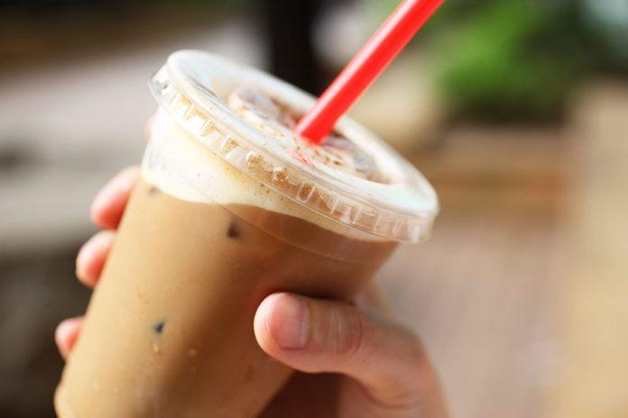 Buvez du café avec modération