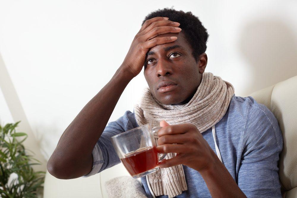 Fièvre ou infection fréquente