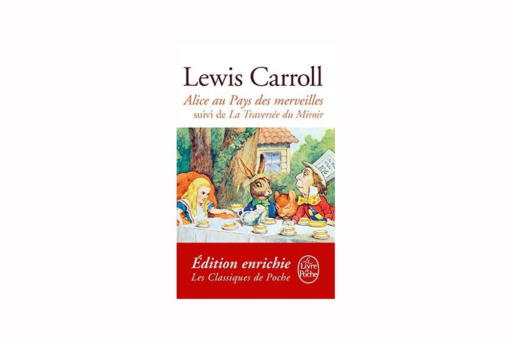 Les aventures d'Alice au pays des merveilles – Lewis Carroll