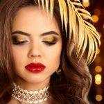 10 idées de maquillage pour le temps des Fêtes