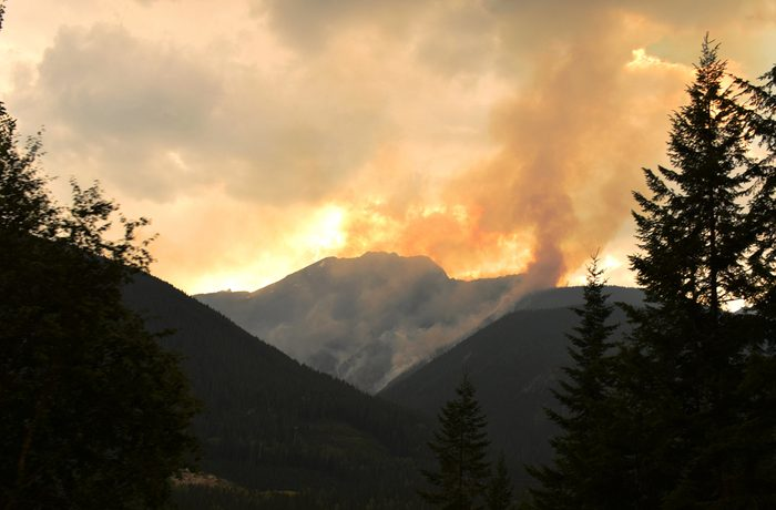 La saison des feux de forêt la plus longue et la plus destructrice de la Colombie-Britannique