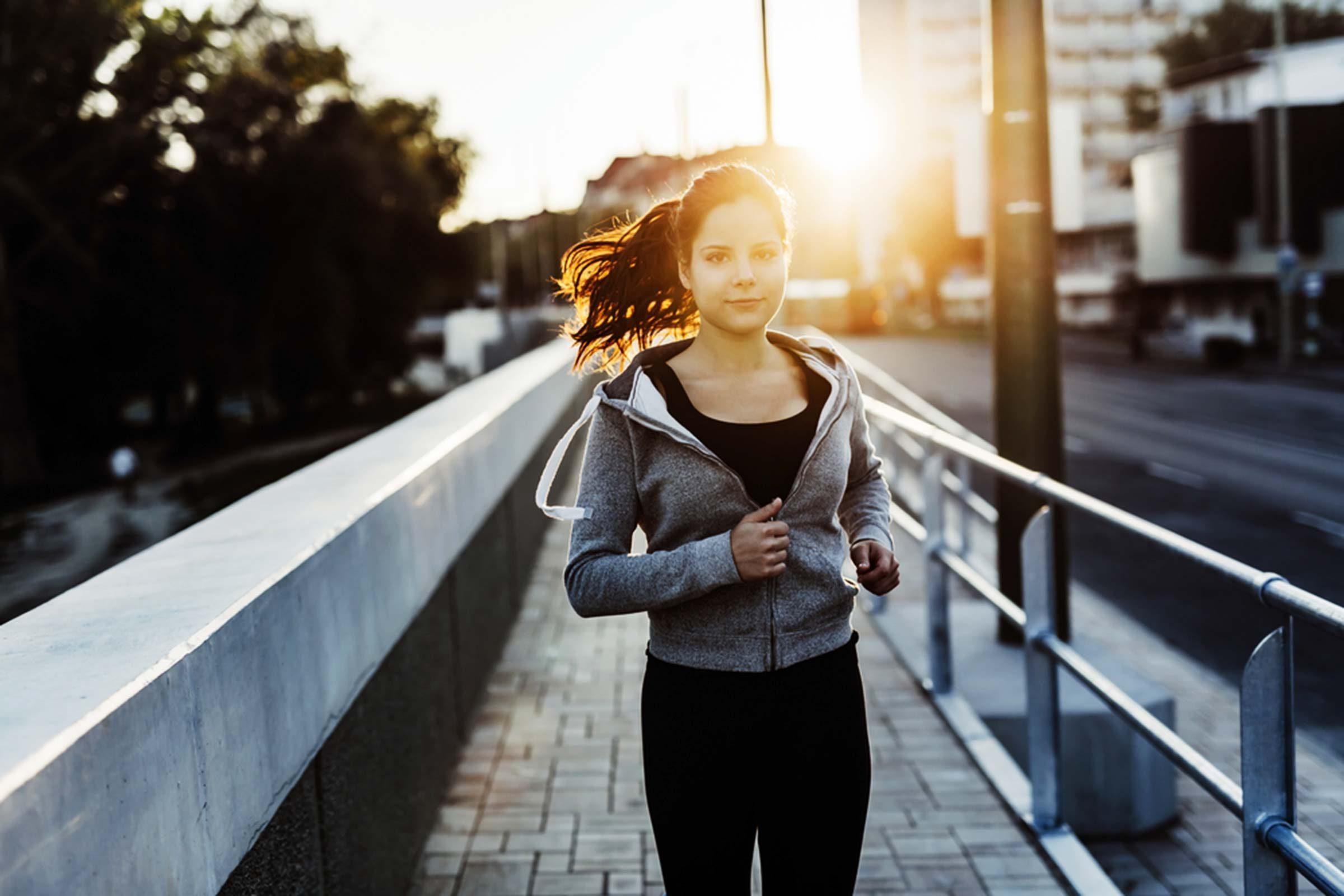 Allez courir ou marcher