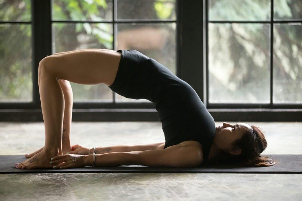 Yoga: le pont