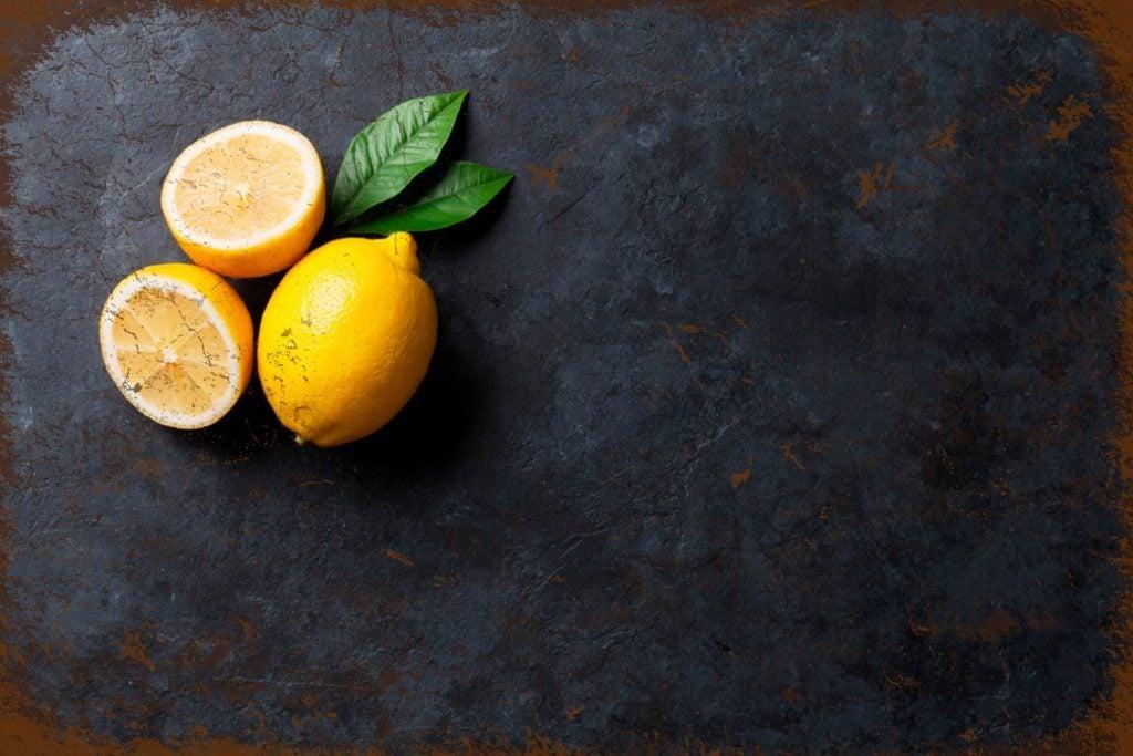 Le citron contre le mal des transports