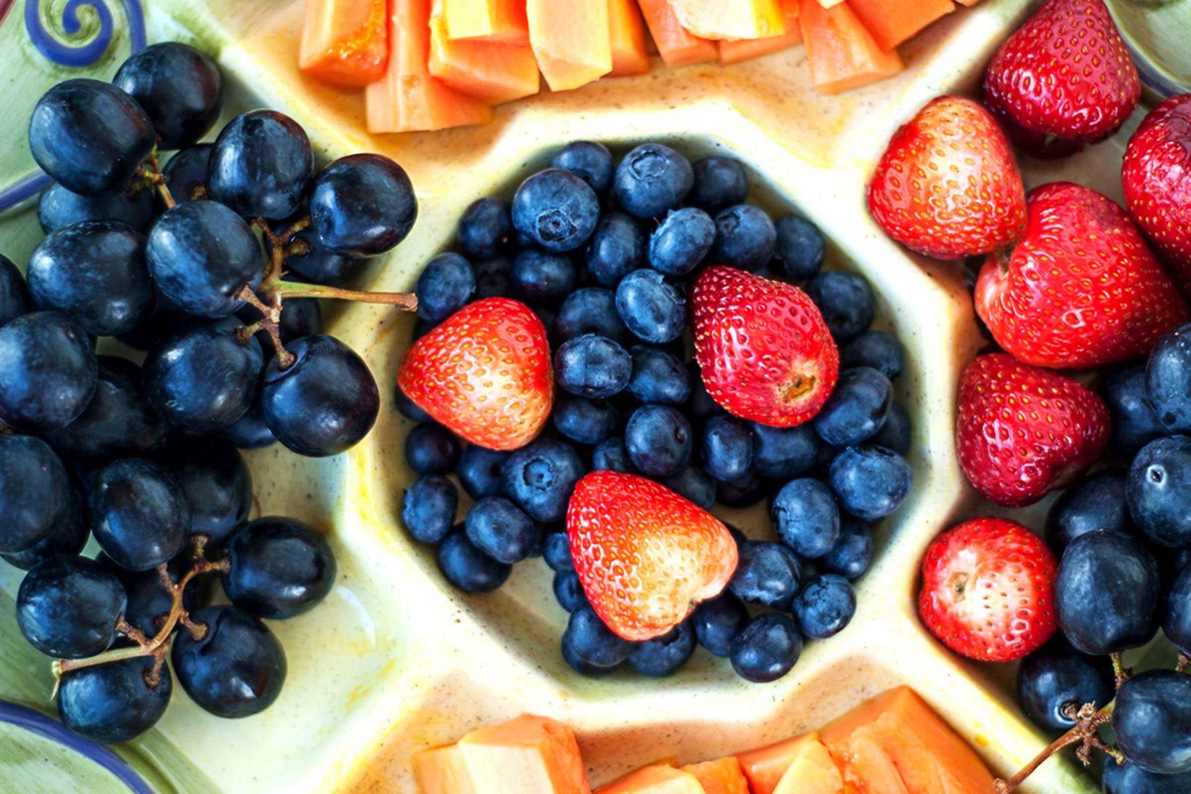 Mangez des fruits et légumes