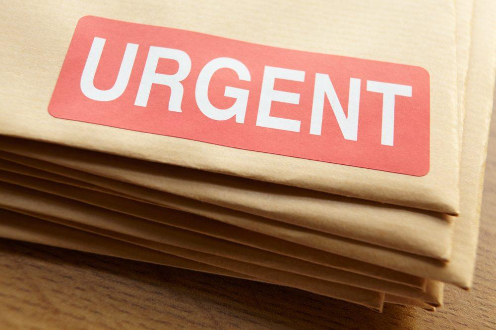 Déterminer le degré d'urgence et d'importance