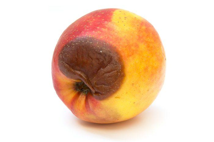 Fruits et légumes meurtris
