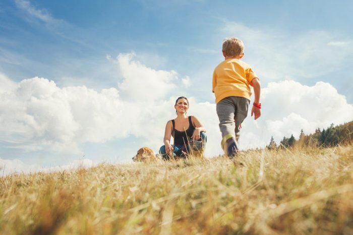 Votre enfant doit pouvoir compter sur vous