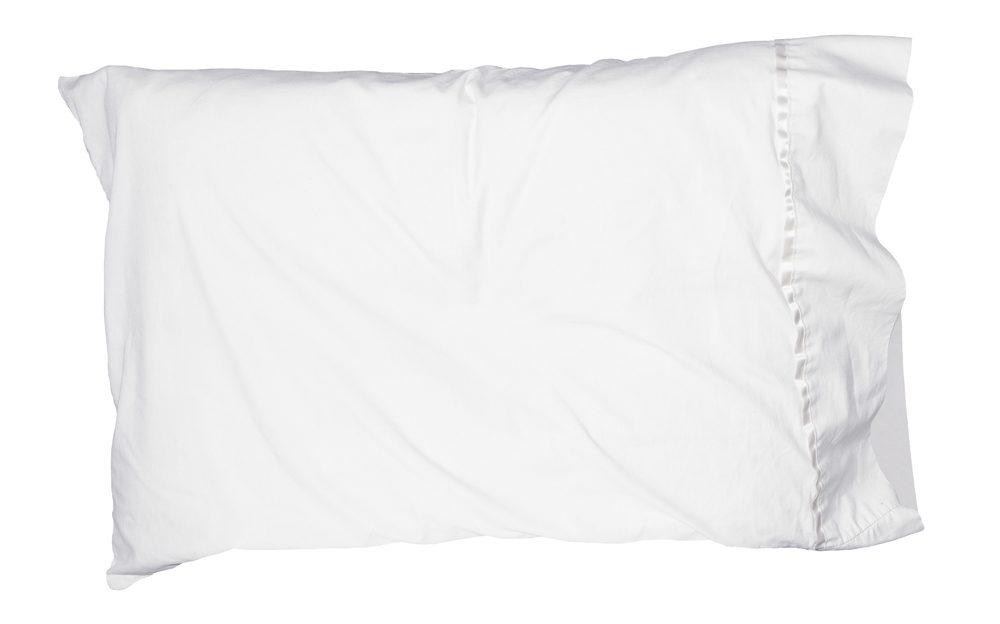 Les taies d'oreiller protègent les vêtements délicats