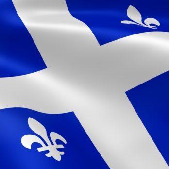 Bonne fête, drapeau du Québec ! 70 ans !