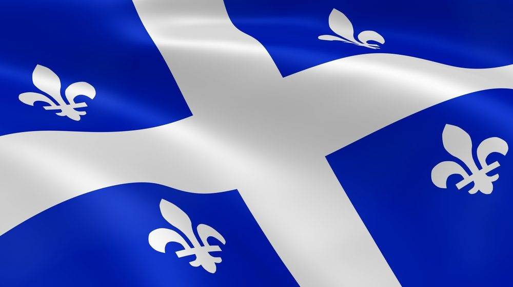 Bonne fête, drapeau du Québec