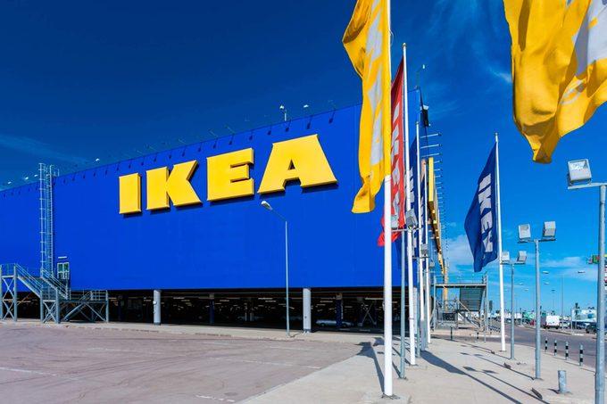 Comment IKEA choisit ses noms bizarroïdes