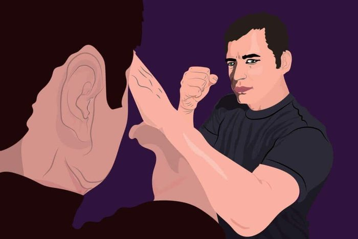 Geste d'autodéfense: Sachez parer un coup de poing.