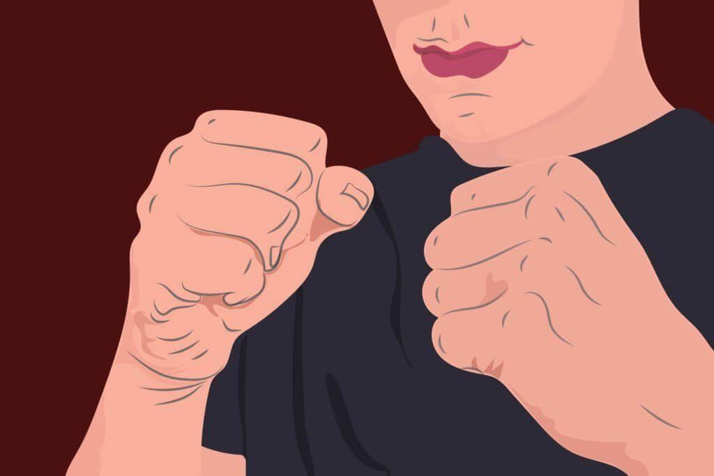 Cours d'autodéfense: soyez prêt à frapper.