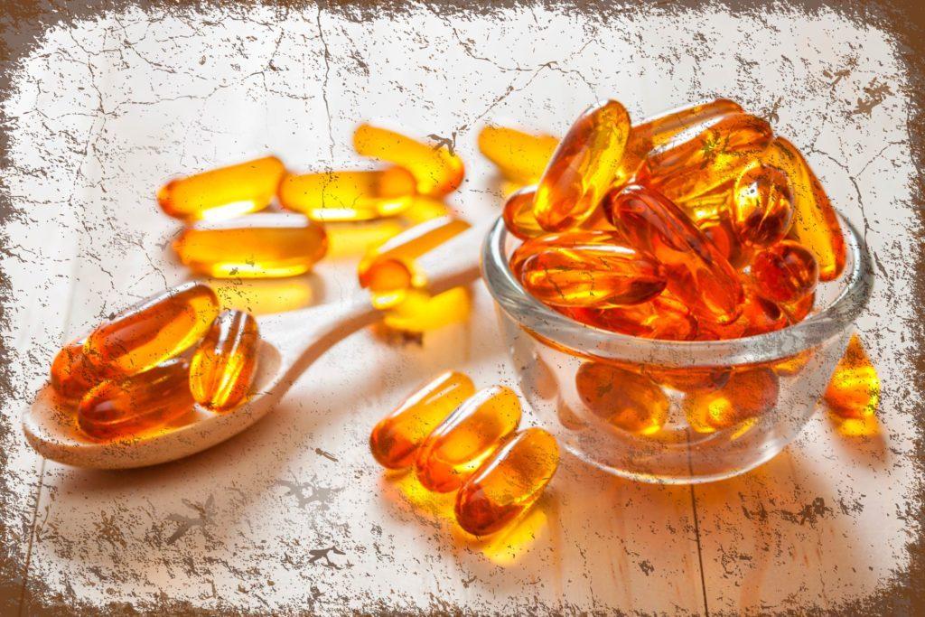 L'huile de foie de morue contre l'inflammation