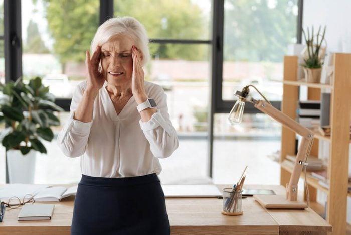 La maladie d'Alzheimer est plus répandue chez les patients qui s'inquiètent pour leur mémoire.