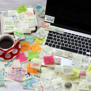 25 conseils pour mieux s'organiser au quotidien