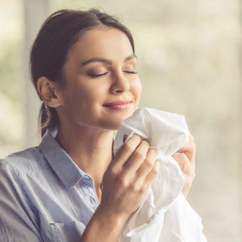 L'odeur de l'amour pour réduire le stress