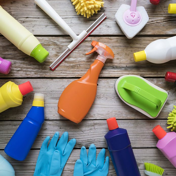 Grand ménage du printemps: 28 endroits à nettoyer absolument!