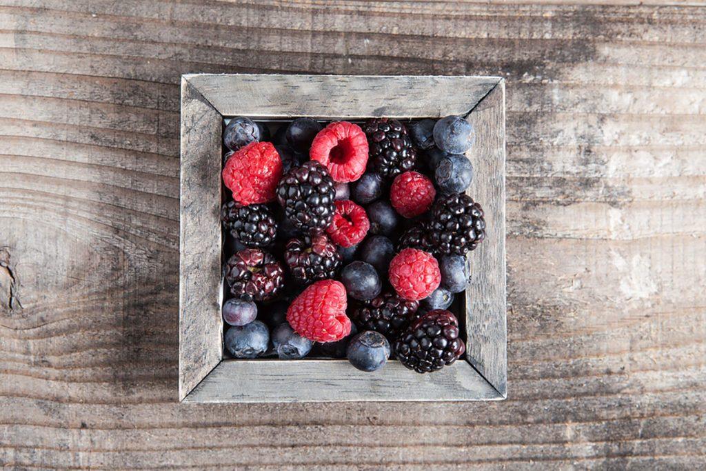 Mangez des fruits frais