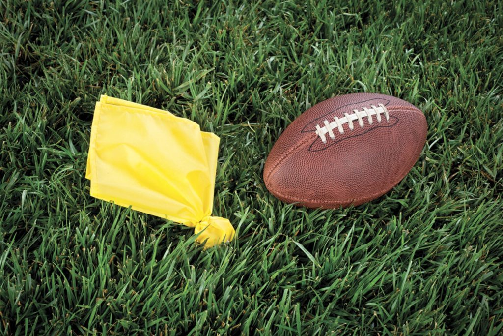 Flag football (football drapeau)