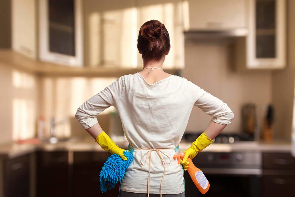 Faites un plan de ménage