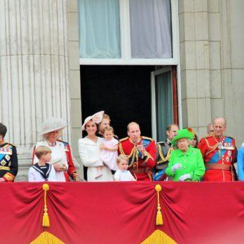 8 événements marquants pour la famille royale en 2018