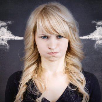 Que se passe-t-il lorsque vous êtes en colère?