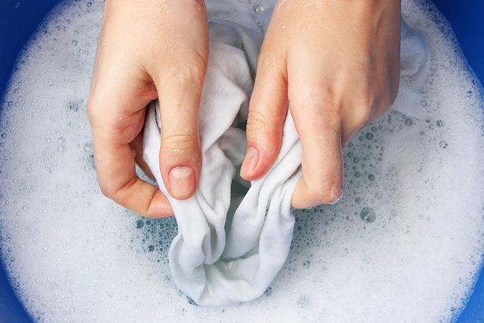 Recette de solution de nettoyage maison