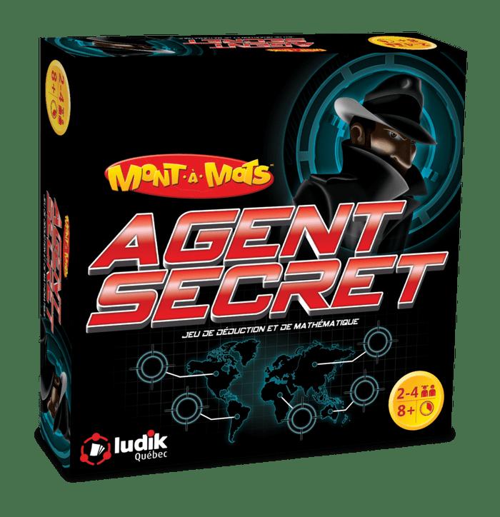 Mont-à-Mots Agent secret