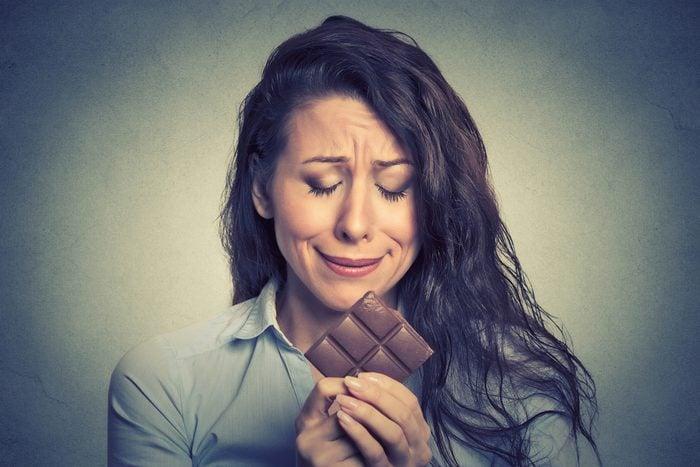 Surmonter l'envie de manger ses émotions