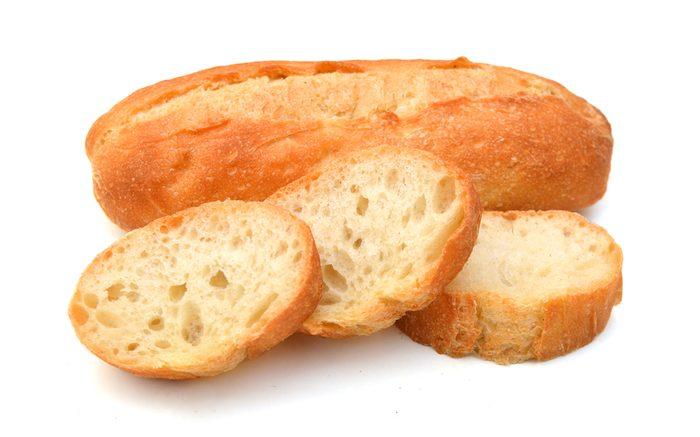 Ramollir du pain ou du riz