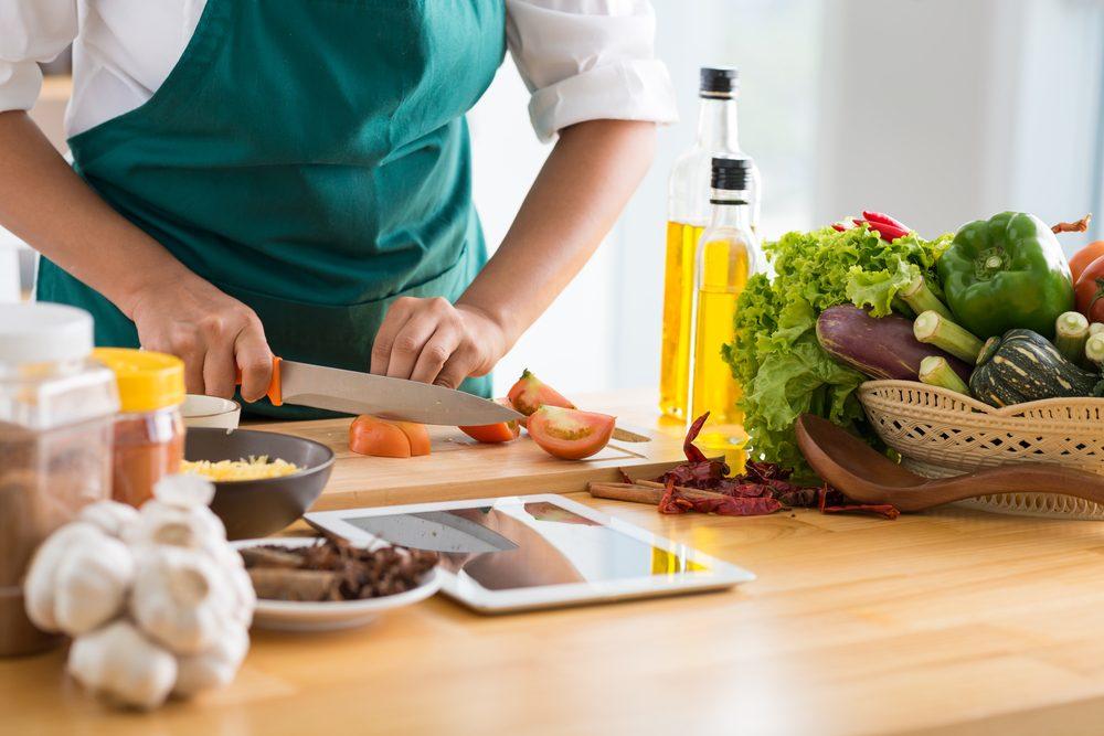 Délaissés les aliments préparés