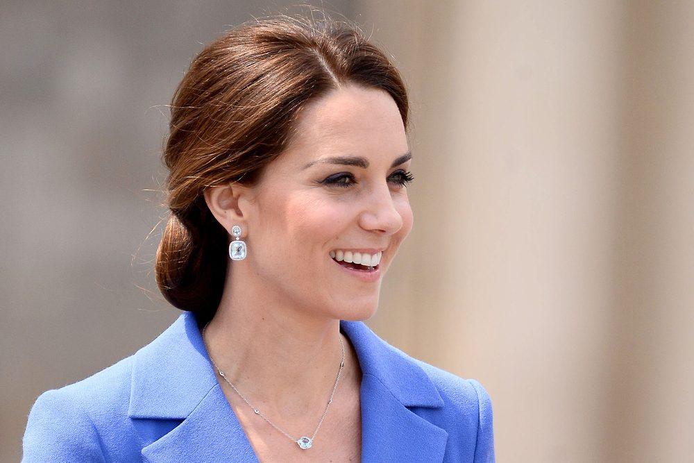 Dans l'attente du nouveau bébé royal