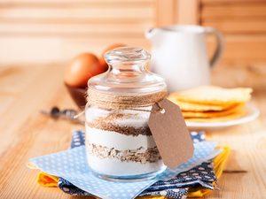 Biscuits en pot – aux brisures de caramel écossais