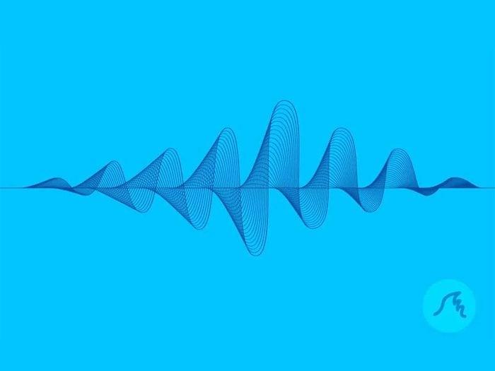 Le son de l'océan fait partie des sons à écouter pour s'endormir.